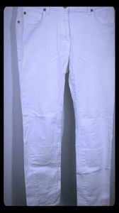 REDGREEN Denmark Womens White Skinny Jeans 29